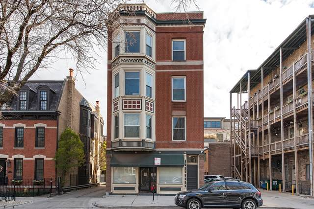 2011 N Racine Avenue #4, Chicago, IL 60614 (MLS #10938337) :: Suburban Life Realty