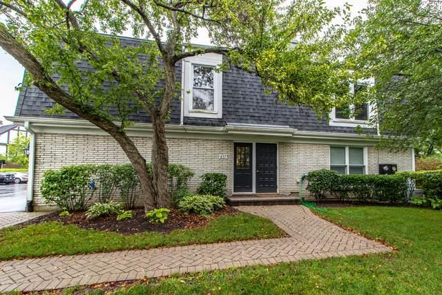 857 Garfield Avenue C, Libertyville, IL 60048 (MLS #10938358) :: BN Homes Group