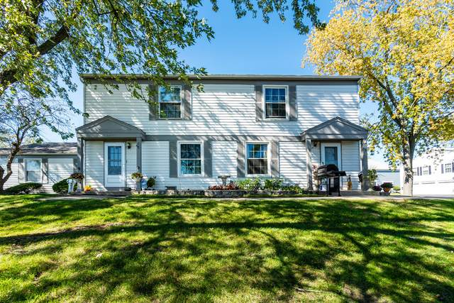 443 James Court B, Glendale Heights, IL 60139 (MLS #10938368) :: BN Homes Group