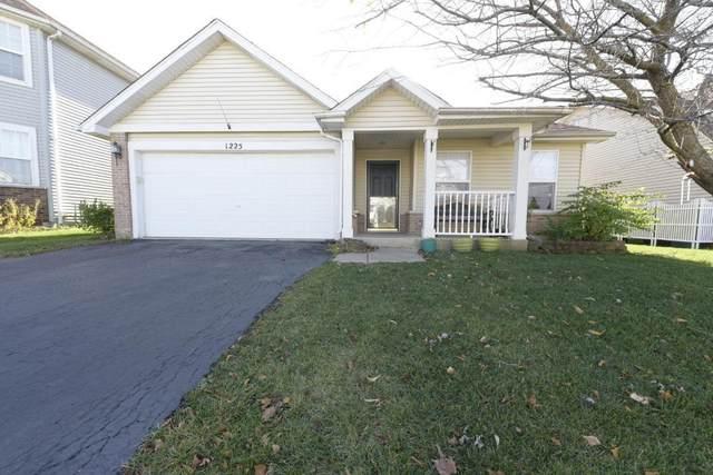 1225 Claire Avenue, Romeoville, IL 60446 (MLS #10938381) :: Janet Jurich