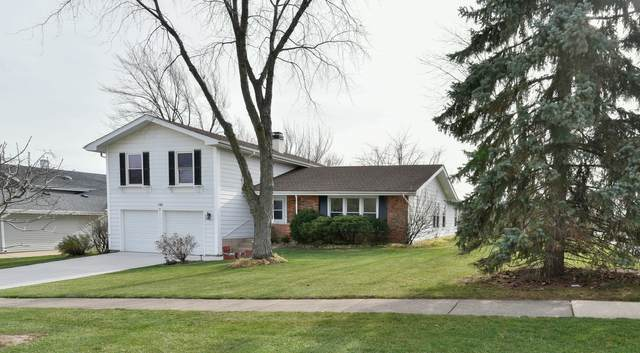 1165 Rosedale Lane, Hoffman Estates, IL 60169 (MLS #10938383) :: Lewke Partners