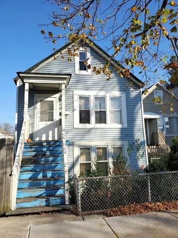 4413 S Wolcott Avenue, Chicago, IL 60609 (MLS #10938392) :: Property Consultants Realty