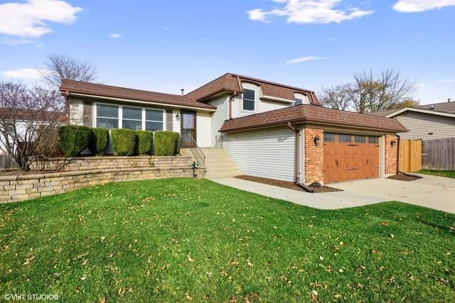 1054 Warwick Circle N, Hoffman Estates, IL 60169 (MLS #10938398) :: Lewke Partners