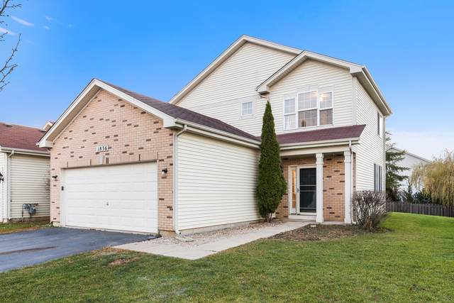 1836 S Fallbrook Drive, Round Lake, IL 60073 (MLS #10938427) :: BN Homes Group