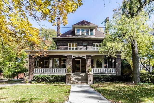 601 Franklin Avenue, River Forest, IL 60305 (MLS #10938454) :: Lewke Partners