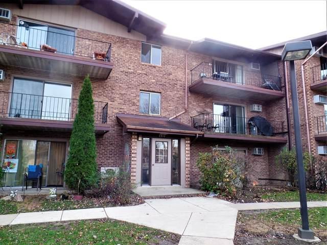 2512 Waterbury Drive #704, Woodridge, IL 60517 (MLS #10938460) :: The Wexler Group at Keller Williams Preferred Realty