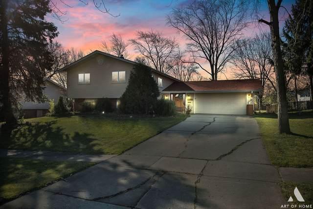 575 Frederick Lane, Hoffman Estates, IL 60169 (MLS #10938472) :: Littlefield Group