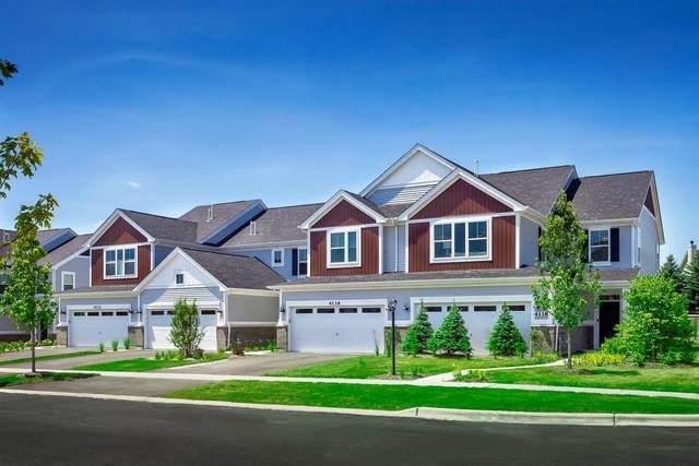 4164 Calder Lot #30.03 Lane, Aurora, IL 60504 (MLS #10938482) :: The Spaniak Team