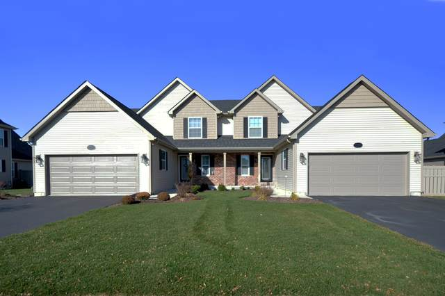 2061 Waters Edge Drive, Minooka, IL 60447 (MLS #10938485) :: Lewke Partners