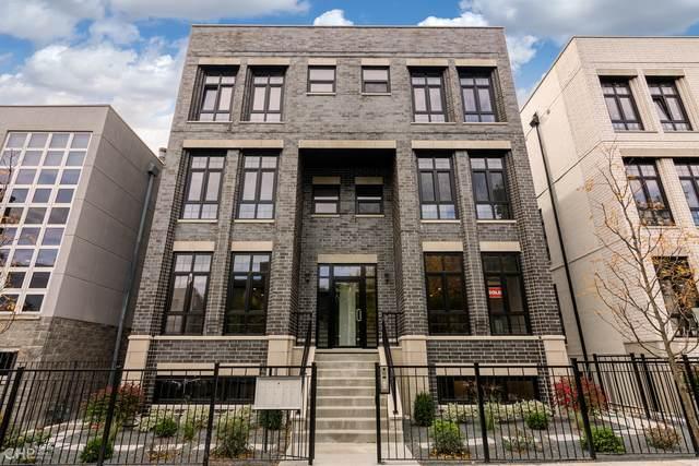 1113 W Chestnut Street 2E, Chicago, IL 60642 (MLS #10938486) :: Jacqui Miller Homes