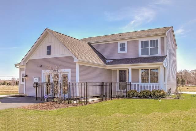 1030 Vermillion Lot#1492 Street, Plano, IL 60545 (MLS #10938508) :: BN Homes Group