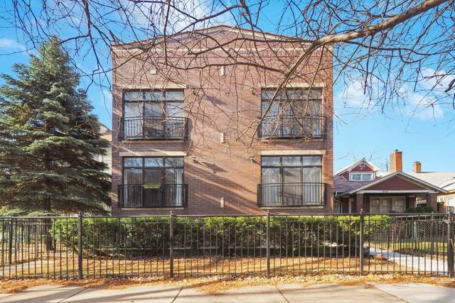 4044 N Kedvale Avenue 3A, Chicago, IL 60641 (MLS #10938549) :: Lewke Partners