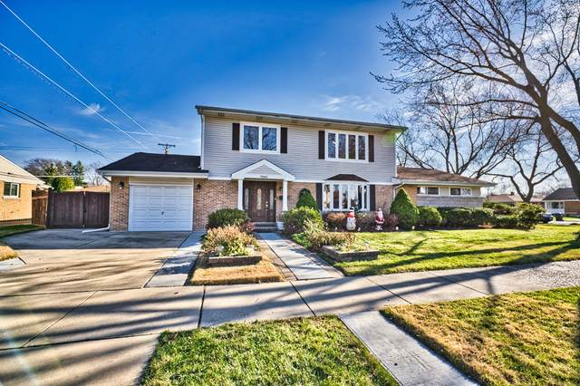 7240 Davis Street, Morton Grove, IL 60053 (MLS #10938555) :: Helen Oliveri Real Estate