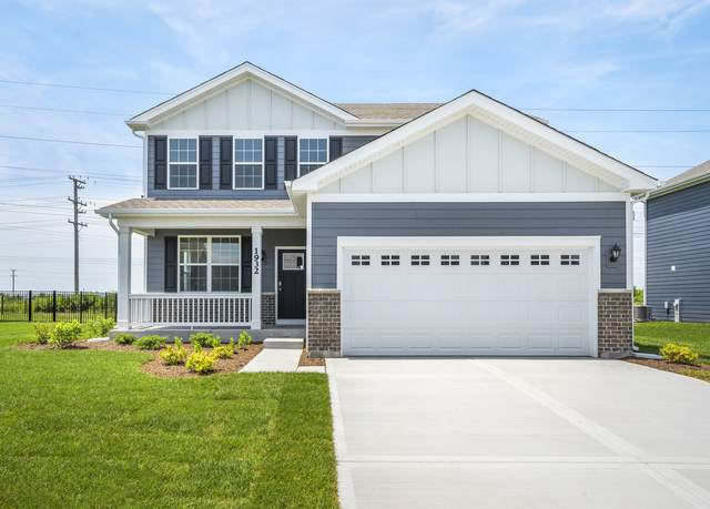 1912 Moran Drive, Shorewood, IL 60404 (MLS #10938573) :: Schoon Family Group