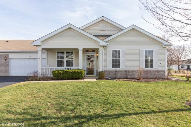 16437 Crescent Lake Drive, Crest Hill, IL 60403 (MLS #10938575) :: BN Homes Group