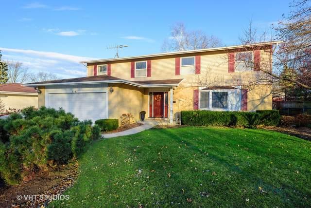 1147 N King Arthur Court, Palatine, IL 60067 (MLS #10938576) :: Helen Oliveri Real Estate