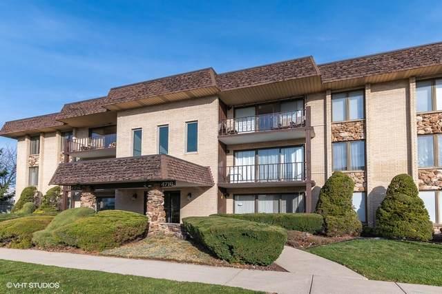 4716 W 106th Place 2D, Oak Lawn, IL 60453 (MLS #10938591) :: Lewke Partners