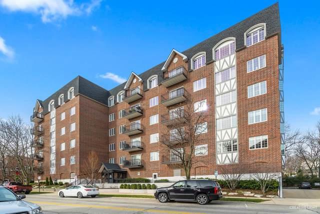 501 Forest Avenue #506, Glen Ellyn, IL 60137 (MLS #10938629) :: Helen Oliveri Real Estate
