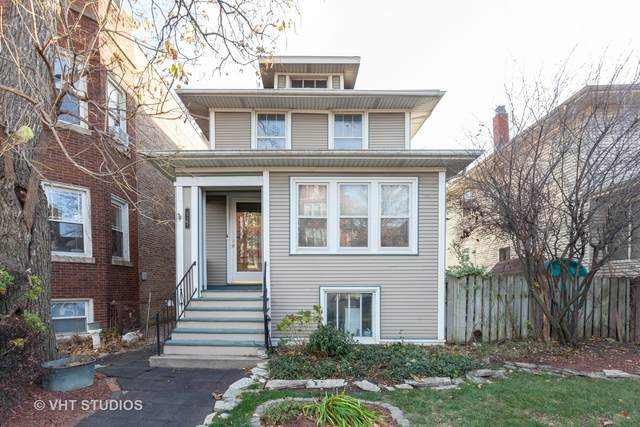 512 S Cuyler Avenue, Oak Park, IL 60304 (MLS #10938653) :: Helen Oliveri Real Estate