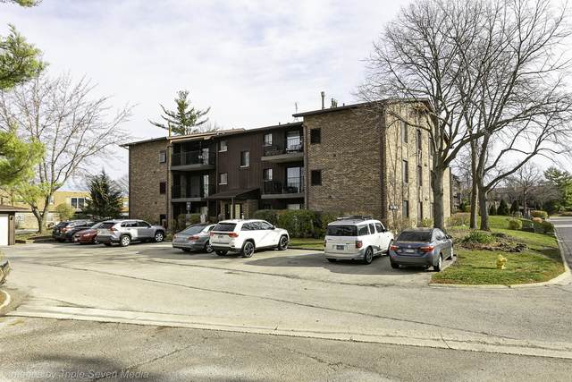 68 W 64th Street #301, Westmont, IL 60559 (MLS #10938657) :: BN Homes Group