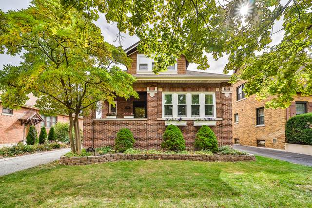399 Shenstone Road, Riverside, IL 60546 (MLS #10938695) :: Littlefield Group