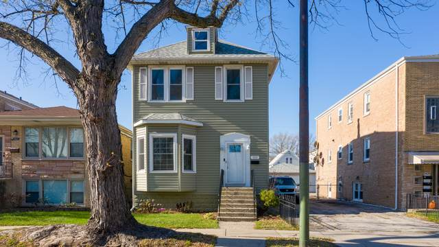 5432 N Central Avenue, Chicago, IL 60630 (MLS #10938706) :: BN Homes Group