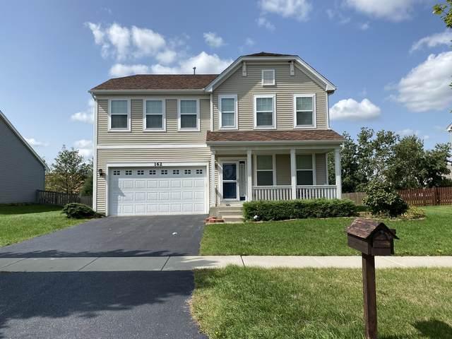 162 Preakness Drive, Oswego, IL 60543 (MLS #10938724) :: John Lyons Real Estate
