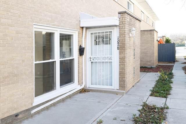 1078 Des Plaines Avenue, Forest Park, IL 60130 (MLS #10938730) :: Lewke Partners