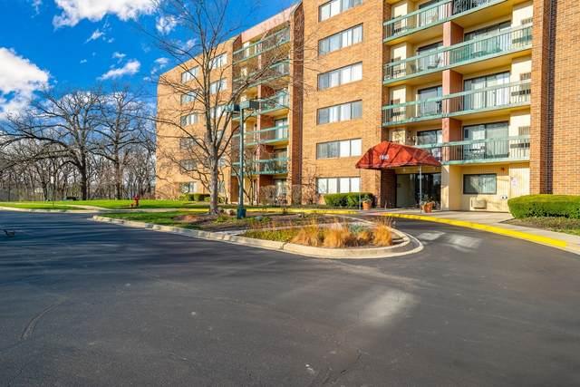 1840 Huntington Boulevard #310, Hoffman Estates, IL 60169 (MLS #10938742) :: Lewke Partners