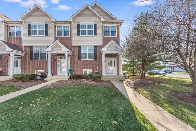 1359 W Alder Creek Drive, Romeoville, IL 60446 (MLS #10938757) :: BN Homes Group