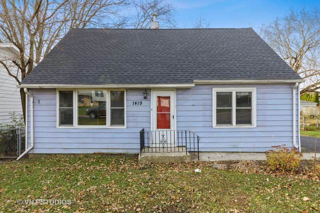 1419 Washington Street, Lake In The Hills, IL 60156 (MLS #10938760) :: Suburban Life Realty