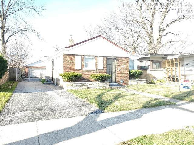 12602 S Throop Street, Calumet Park, IL 60827 (MLS #10938798) :: Lewke Partners
