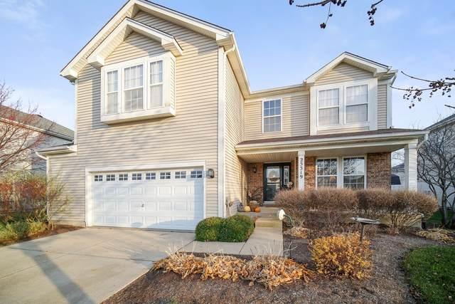 25319 Shannon Drive, Manhattan, IL 60442 (MLS #10938845) :: Helen Oliveri Real Estate