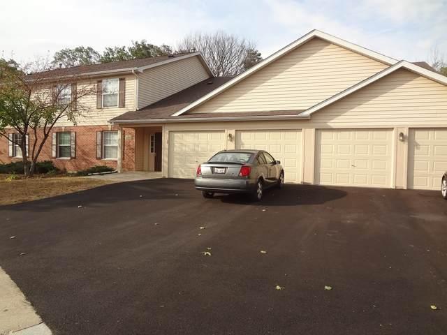 1285 N Red Oak Circle #1, Round Lake Beach, IL 60073 (MLS #10938865) :: Helen Oliveri Real Estate