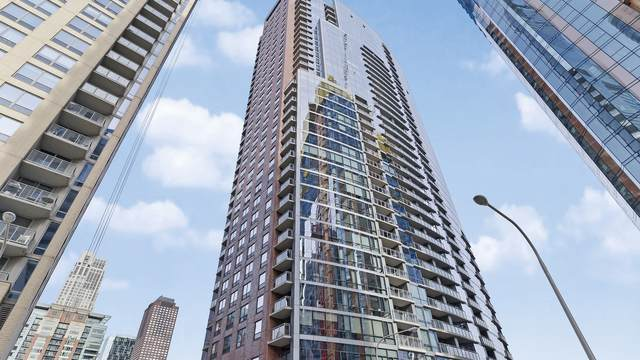 450 E Waterside Drive #2805, Chicago, IL 60601 (MLS #10938868) :: O'Neil Property Group