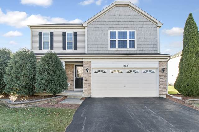 1720 Trails End Lane, Bolingbrook, IL 60490 (MLS #10938873) :: John Lyons Real Estate