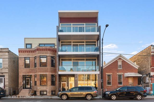 2515 W Chicago Avenue #3, Chicago, IL 60622 (MLS #10938879) :: Lewke Partners