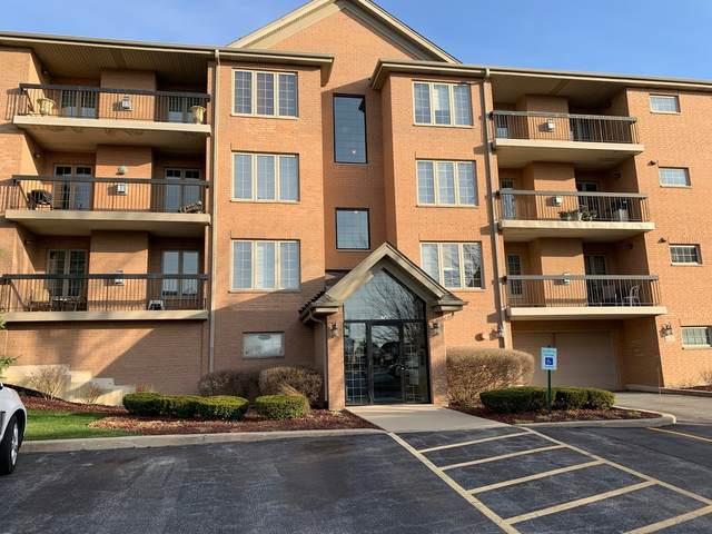 6743 S Pointe Drive 2A, Tinley Park, IL 60477 (MLS #10938883) :: Lewke Partners