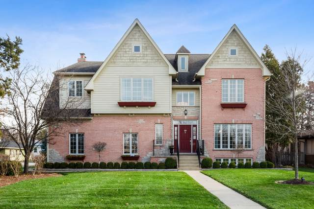 5509 S Quincy Street, Hinsdale, IL 60521 (MLS #10938898) :: Schoon Family Group