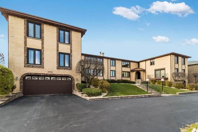 10354 Central Avenue #4, Oak Lawn, IL 60453 (MLS #10938919) :: Lewke Partners