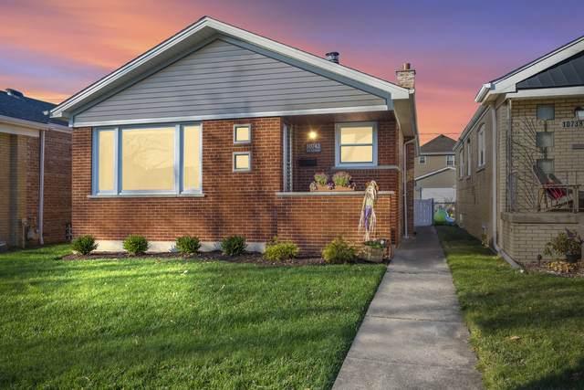 10742 S Saint Louis Avenue, Chicago, IL 60655 (MLS #10938923) :: BN Homes Group