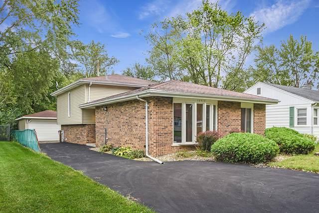 18911 Harding Avenue, Flossmoor, IL 60422 (MLS #10938926) :: Littlefield Group