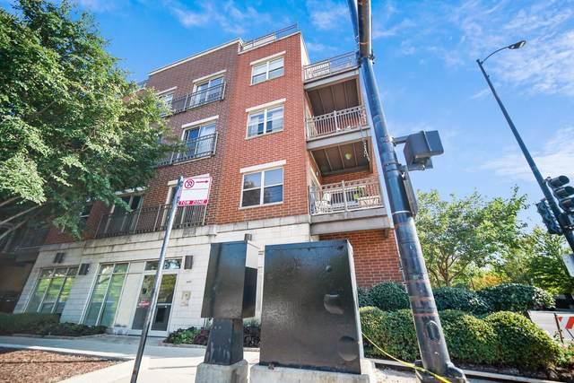 1155 W Roosevelt Road #404, Chicago, IL 60608 (MLS #10939032) :: Janet Jurich