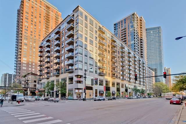 1 E 8TH Street #807, Chicago, IL 60605 (MLS #10939041) :: Janet Jurich