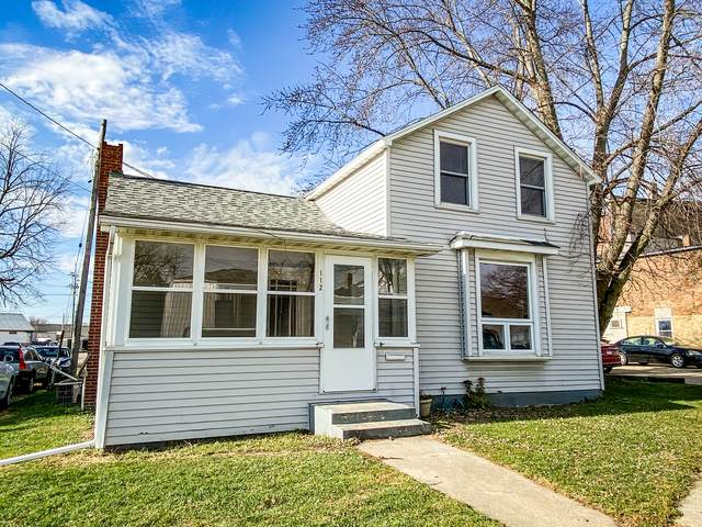 112 S Mason Avenue, Amboy, IL 61310 (MLS #10939047) :: Littlefield Group