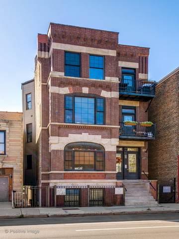 1421 W Augusta Boulevard 1F, Chicago, IL 60642 (MLS #10939051) :: Janet Jurich
