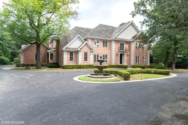 1 Woodley Manor, Winnetka, IL 60093 (MLS #10939108) :: Lewke Partners