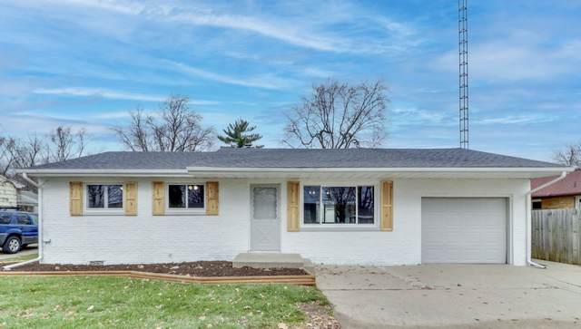 1302 W Hovey Avenue, Normal, IL 61761 (MLS #10939147) :: Lewke Partners