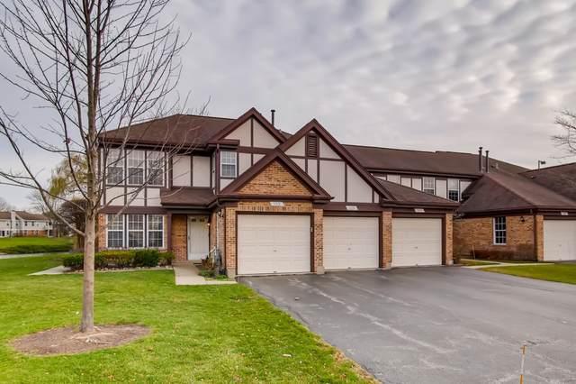 115 E Fabish Drive, Buffalo Grove, IL 60089 (MLS #10939252) :: Helen Oliveri Real Estate