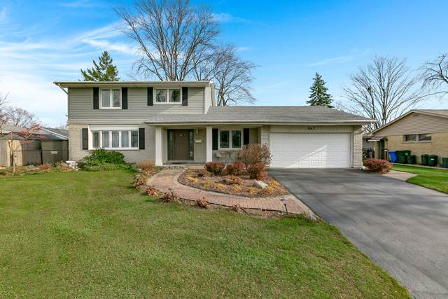 967 Marshall Drive, Des Plaines, IL 60016 (MLS #10939258) :: Helen Oliveri Real Estate